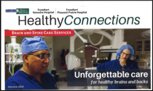 Healthy Connections Article